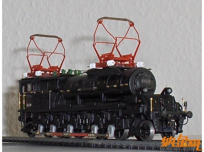 奥地利著名铁路3D打印机模型分享