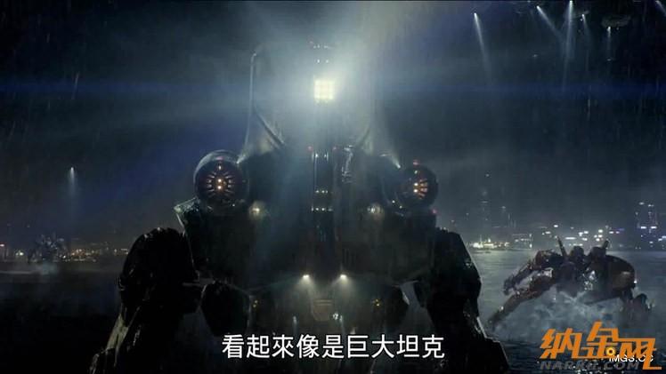 电影 环太平洋 机器人设定概念访谈