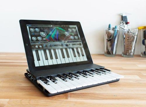 iPad钢琴键盘