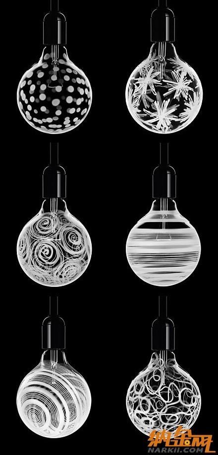 创意灯泡设计