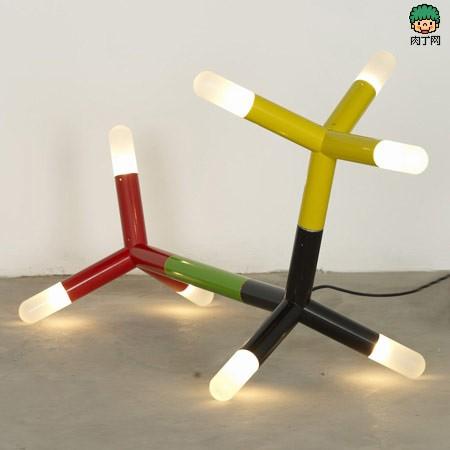 灯泡装点情趣家 节能灯泡的创意灯具设计作品集