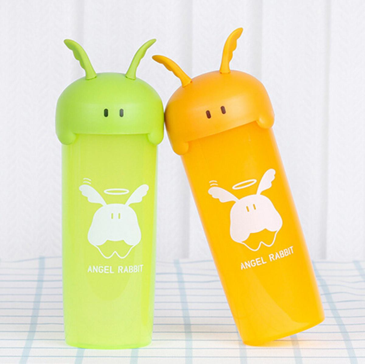 天使兔杯儿童节礼物
