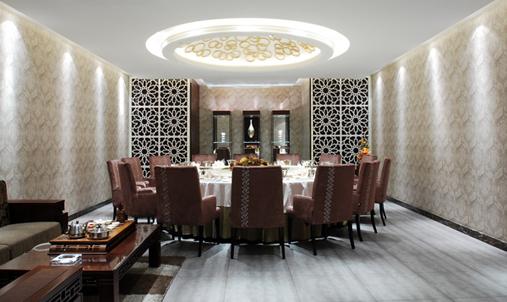 酒店餐厅小空间设计