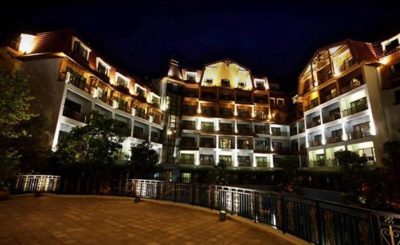 东部华侨城咕咕钟酒店照明设计