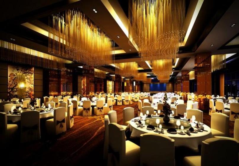 青藤苑酒店灯光设计