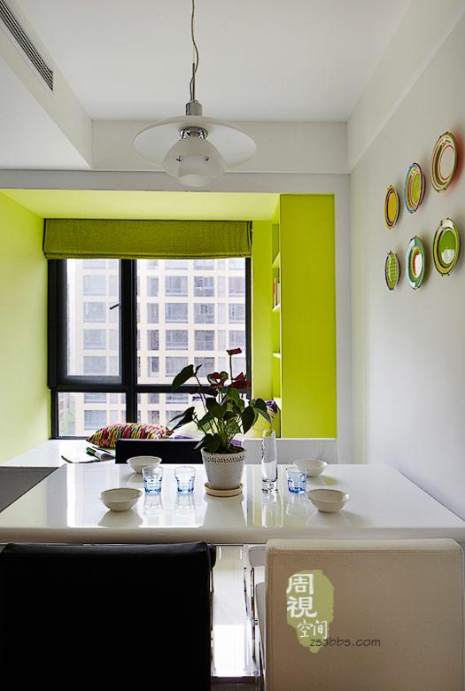 《一抹绚烂的黄》:色彩让空间告别平庸