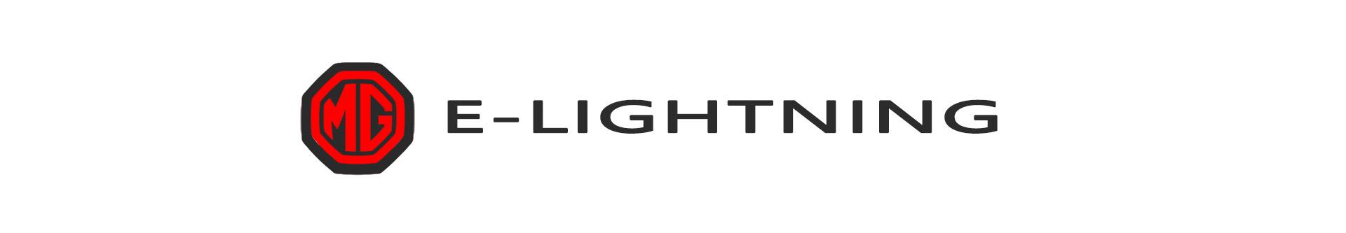 MG E-Lightning 虚拟竞速概念超跑