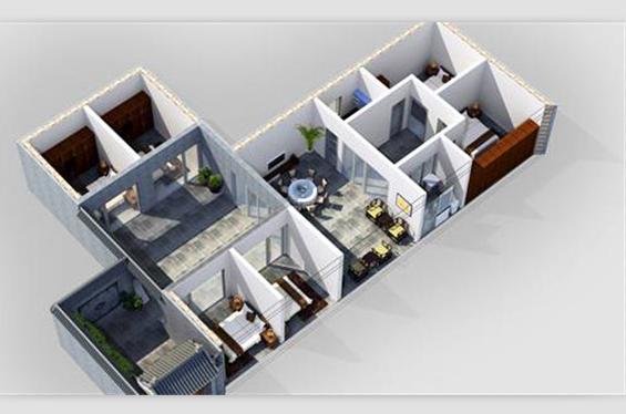 室内设计作品2