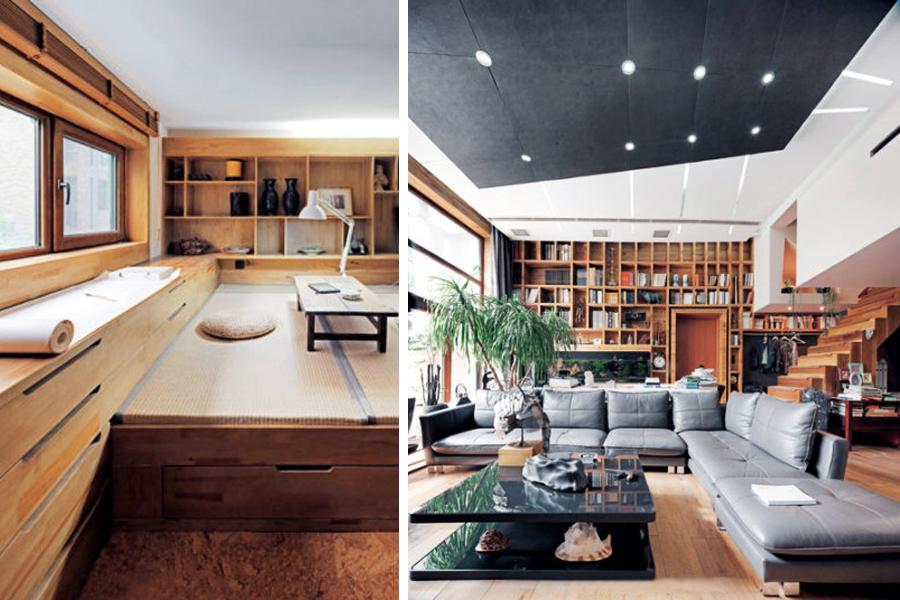 北京度假别墅室内设计