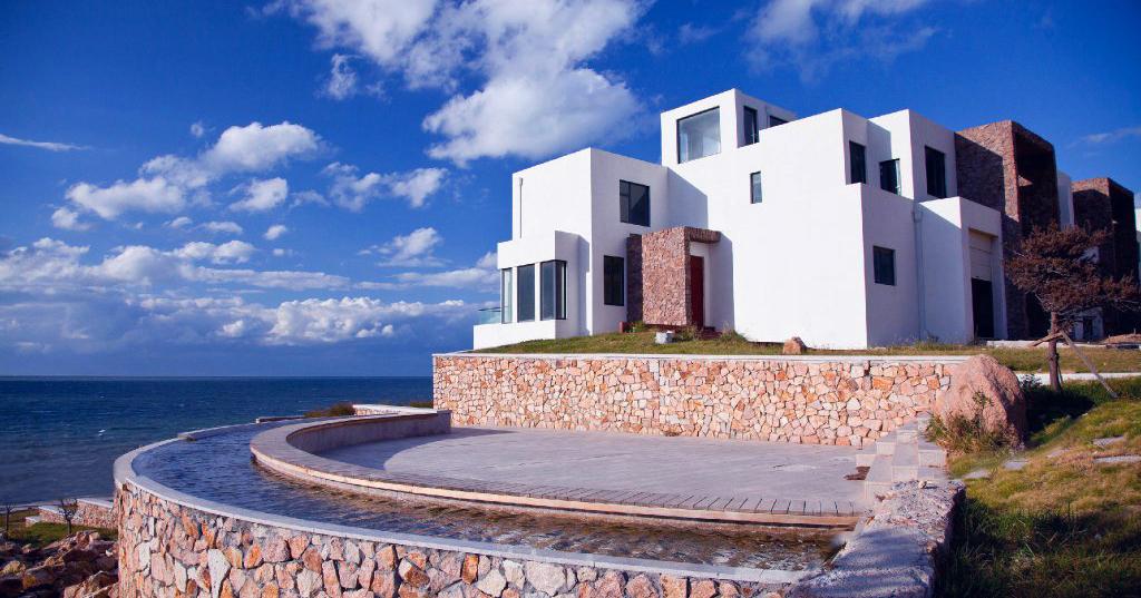 海景别墅群建筑设计