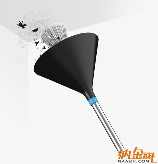 红点至尊奖《Funnel-Safety tool of cleaning Ceiling》
