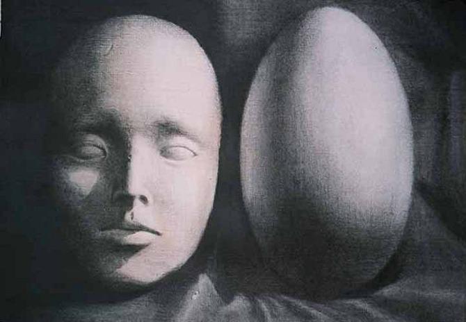 艺术作品——脸谱
