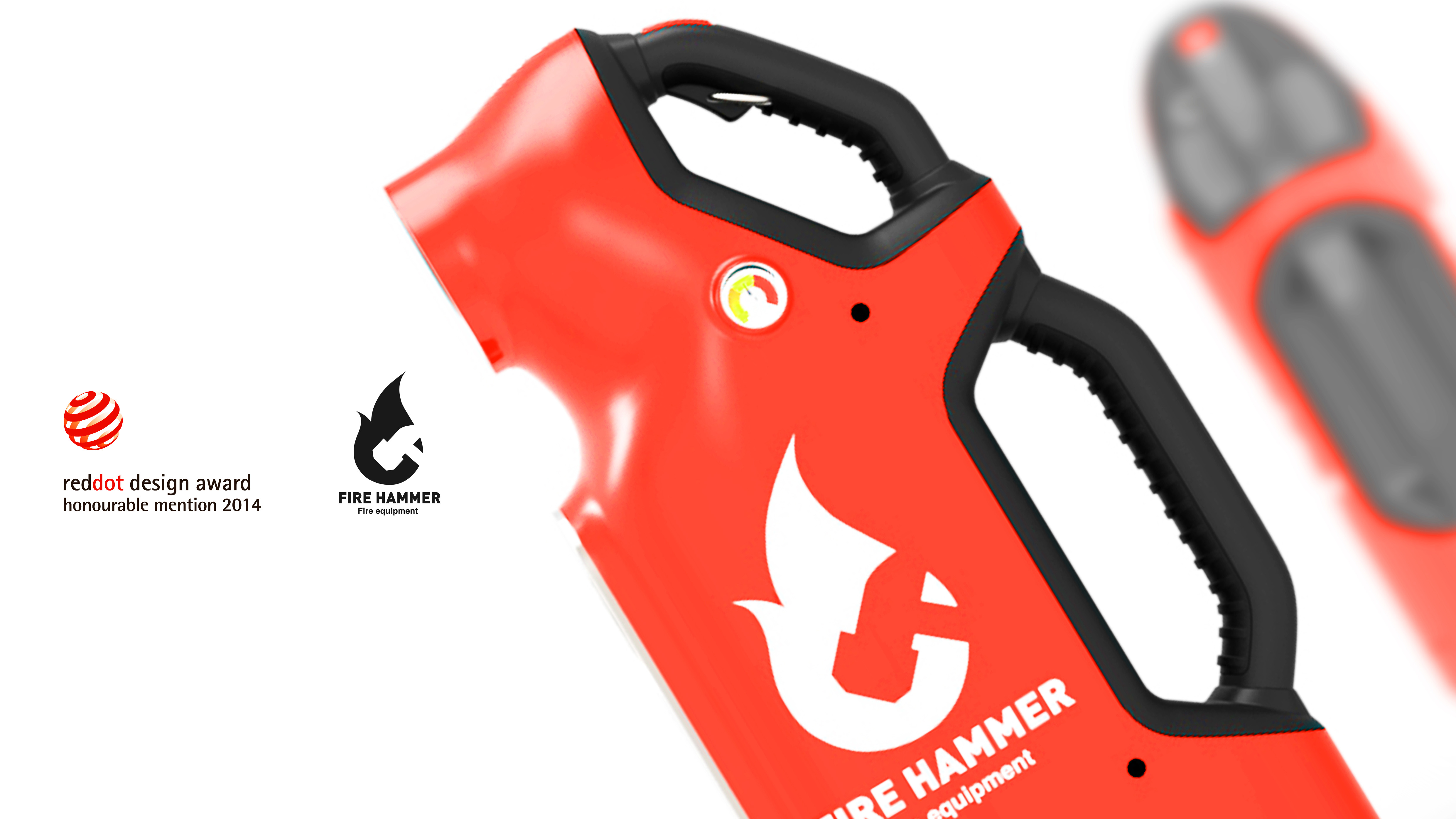 Fire Hummer