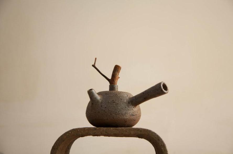 1、砂器*茶壶