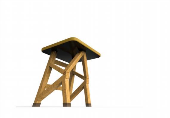 思考者座椅