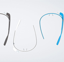 谷歌眼镜手机图片