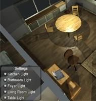 套房虚拟展示-交互式3D