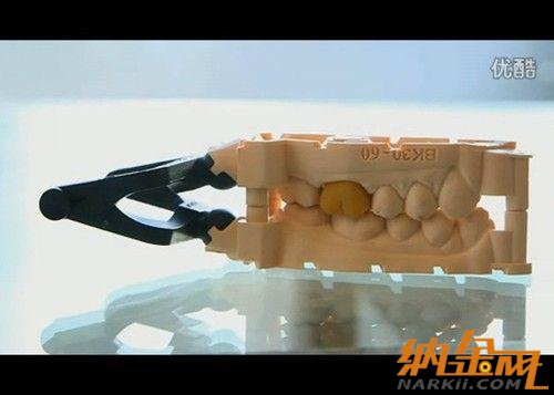 牙科专用3D打印机3dent SCP面世