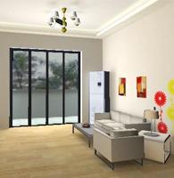 Web3D室内空间设计展示-交互式3D