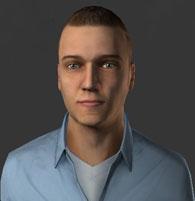基于unity3D的角色演讲模拟案-交互式3D