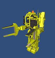 飞行器3D模型展示-交互式3D