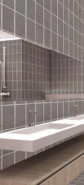 卫生间装饰-交互式3D