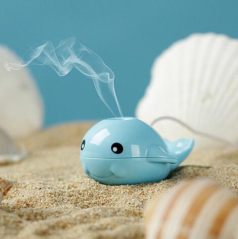 创意小鲸鱼加湿器-创意产品