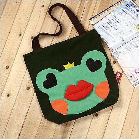 可爱动物手提袋设计-创意产品