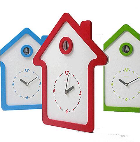 梦想家创意挂钟设计