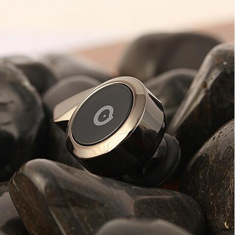 蜗牛无线蓝牙音乐耳机