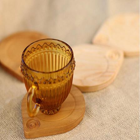 水滴杯垫创意四件套