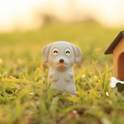可爱狗狗造型创意U盘
