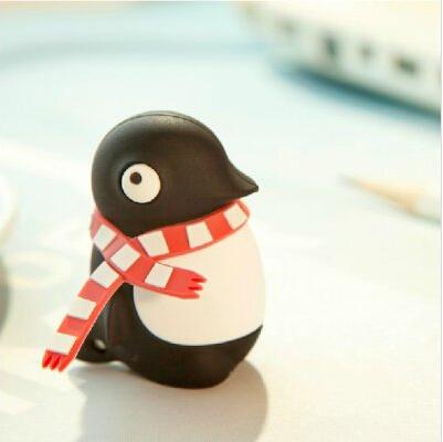 可爱企鹅造型创意U盘