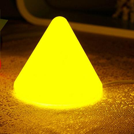 浪漫创意小家电LED金山灯
