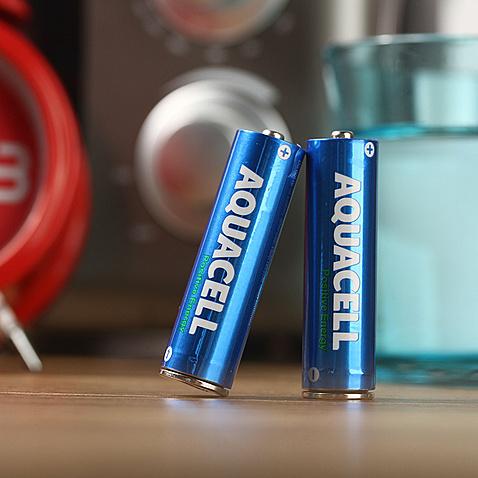 创意环保水充电池