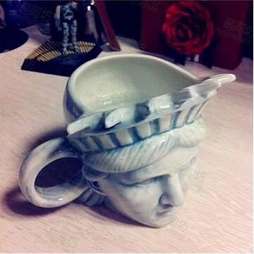 星巴克咖啡杯陶瓷马克杯-创意产品
