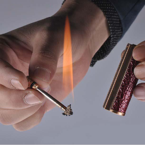 创意个性金属万次火柴-创意产品