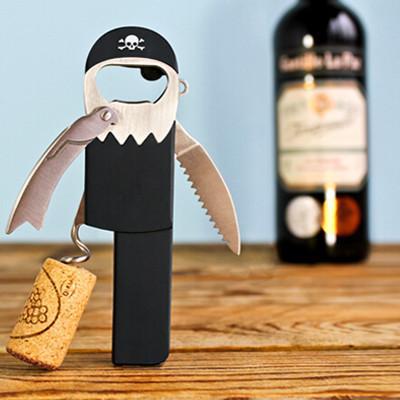 海盗开瓶器父亲节春节礼品