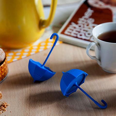 超可爱雨伞茶漏春节礼物