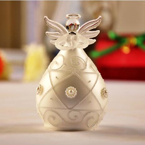 mxmade优雅白色珍珠祈福天使春节礼物