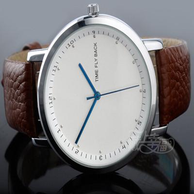 倒着走创意手表节日礼物