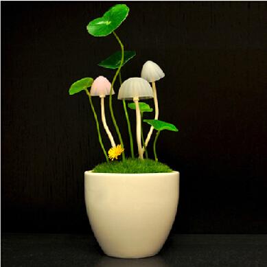 蘑菇小夜灯创意台灯