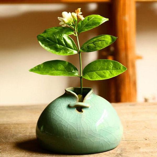 龙泉青瓷创意花瓶