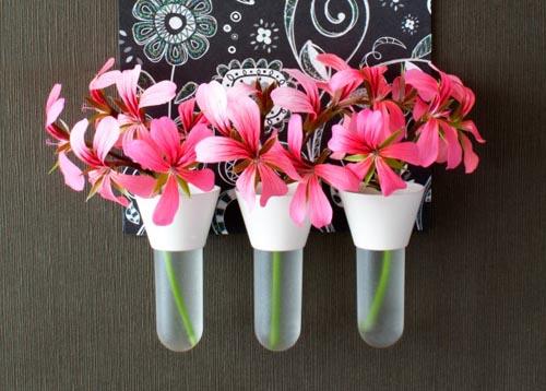 创意设计之微笑拇指花盆