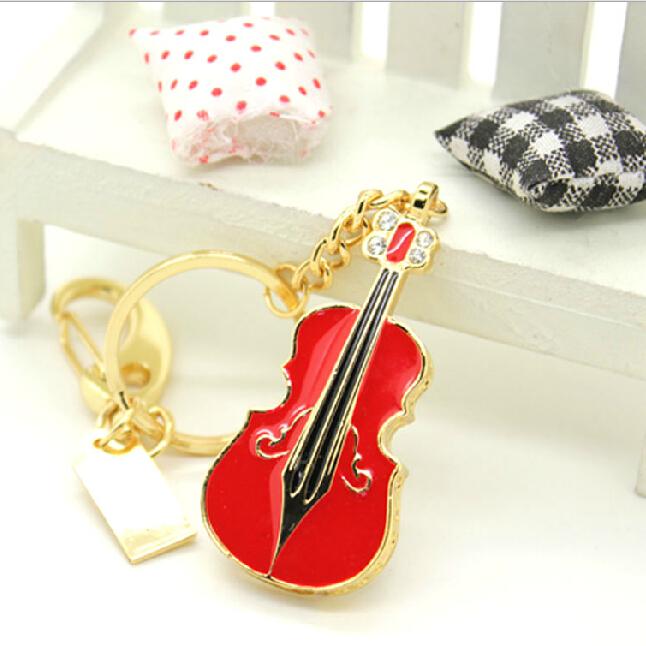 创意小提琴U盘8g