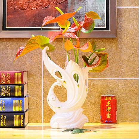创意陶瓷水培小花瓶
