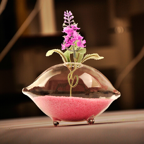 橄榄型创意花瓶