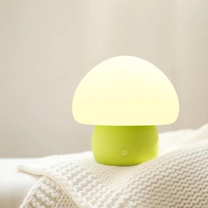 蘑菇拍拍灯创意台灯