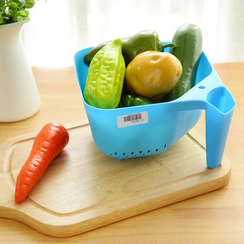 创意厨房可沥水果盆
