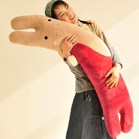创意兔子抱枕-创意产品